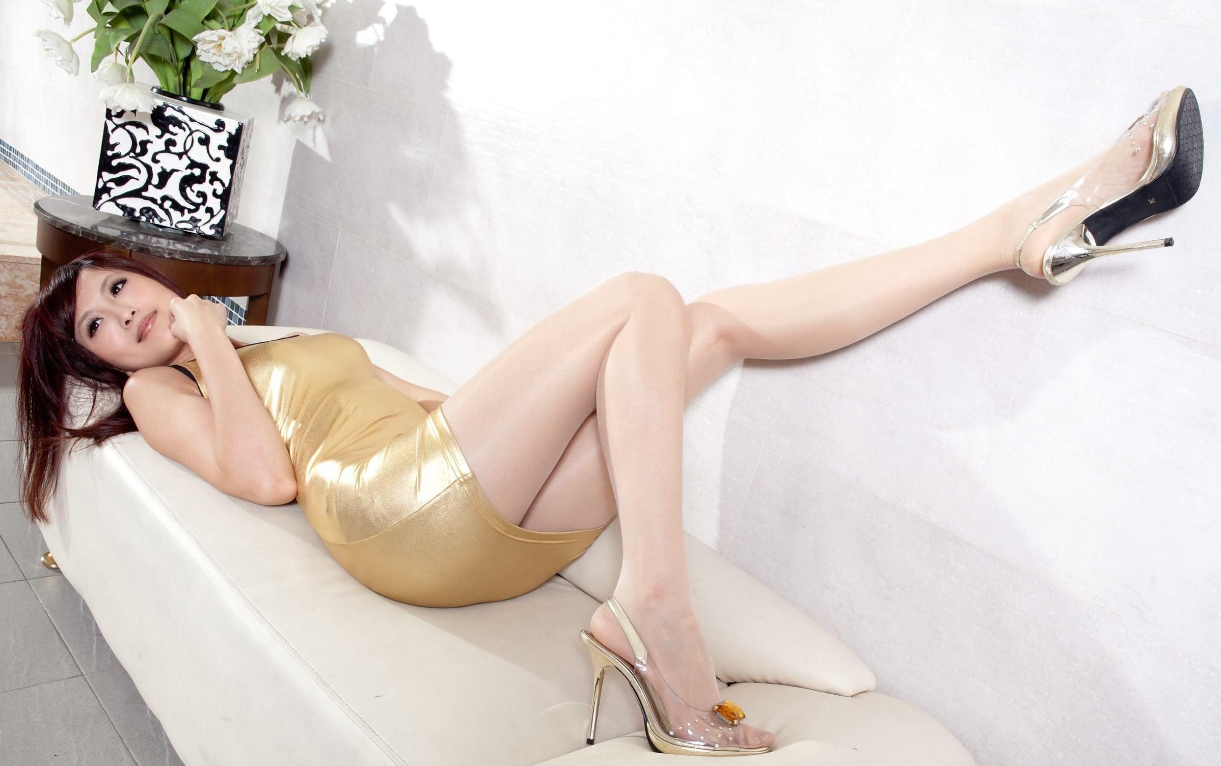 长腿美女-简晓育1 - 花開有聲 - 花開有聲
