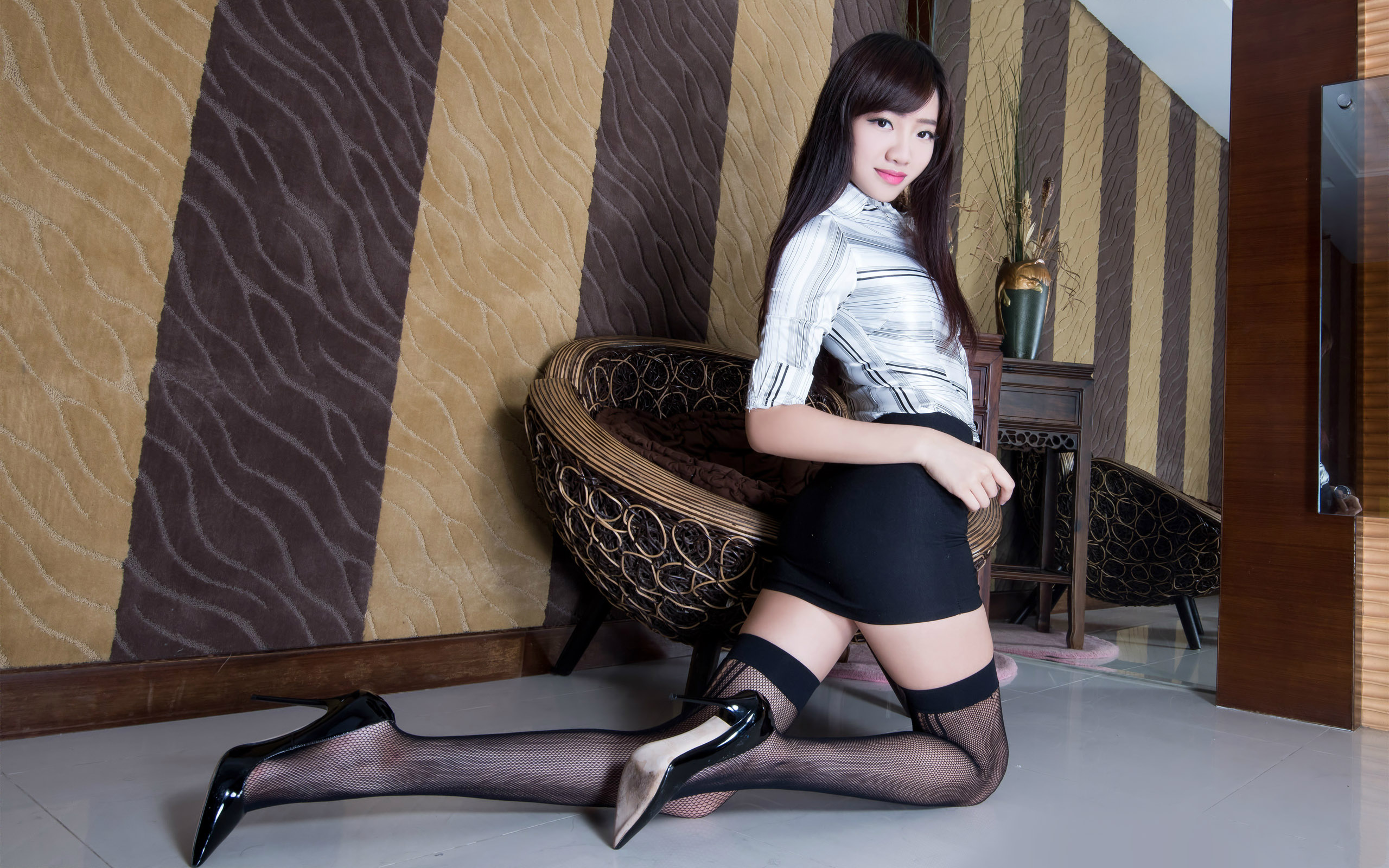 臺灣美腿美女57 - 花開有聲 - 花開有聲