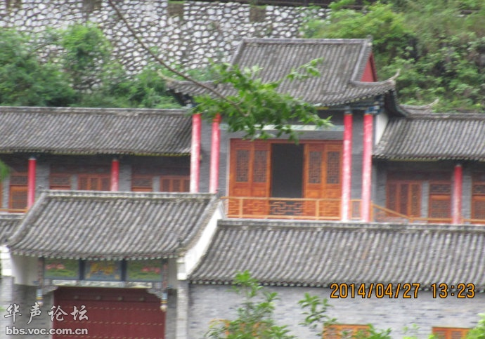 广西马山县灵阳寺风光图片 141578 690x483