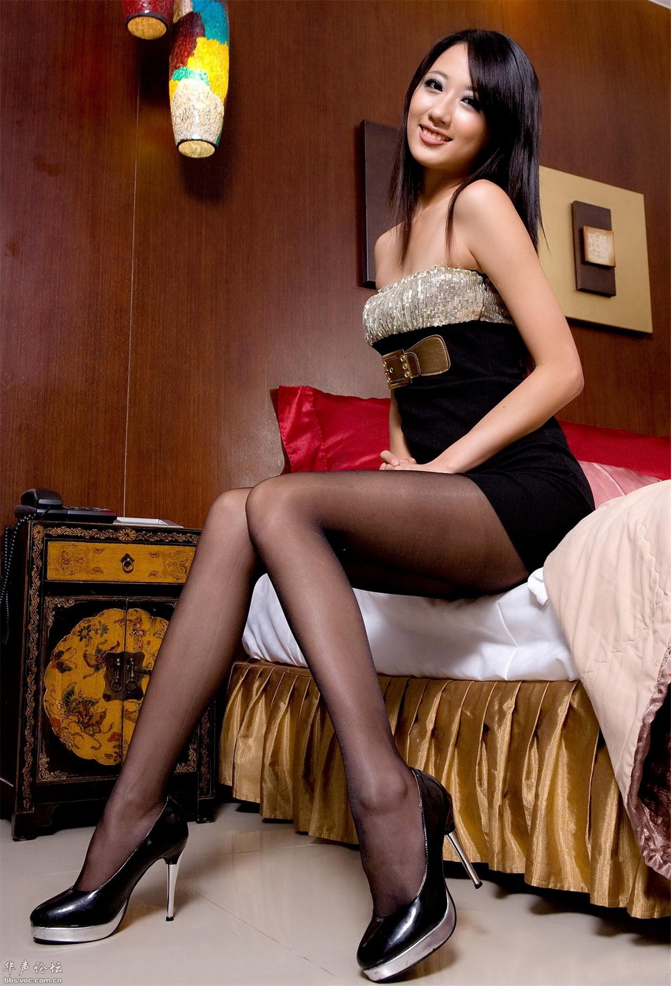 漂亮衣模美腿秀64 - 花開有聲 - 花開有聲
