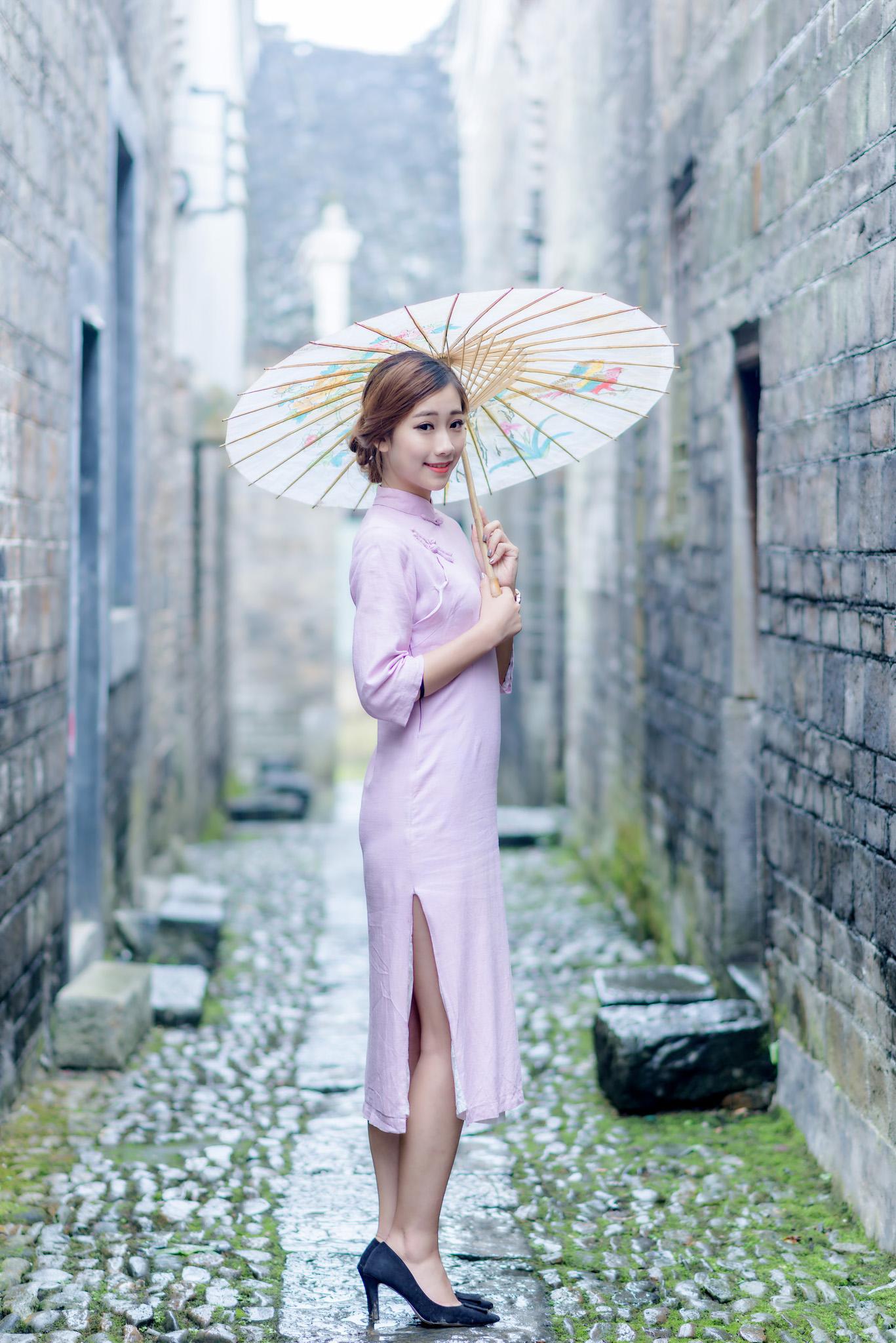 古村旗袍  红粉佳黛 - 花開有聲 - 花開有聲