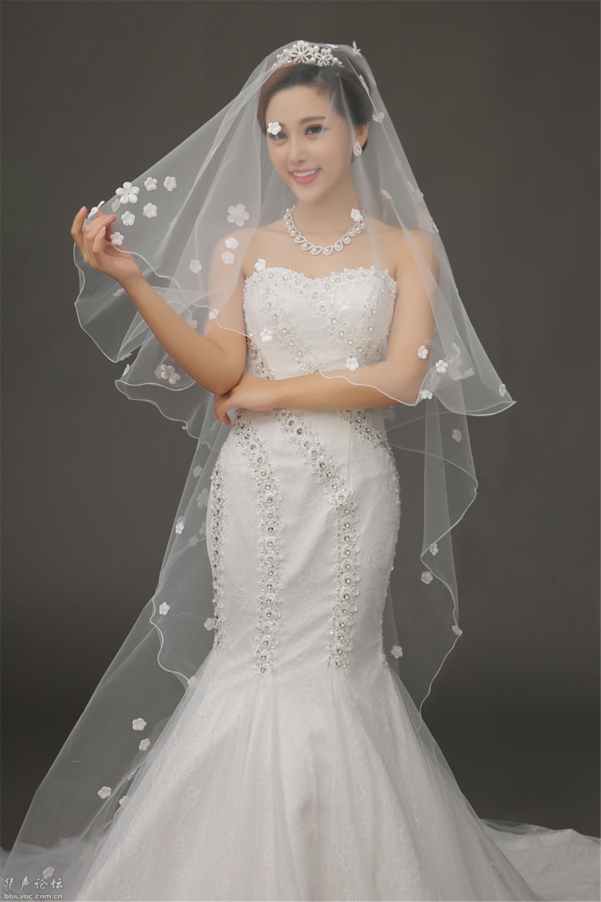 2015 新 中式婚纱礼服 40