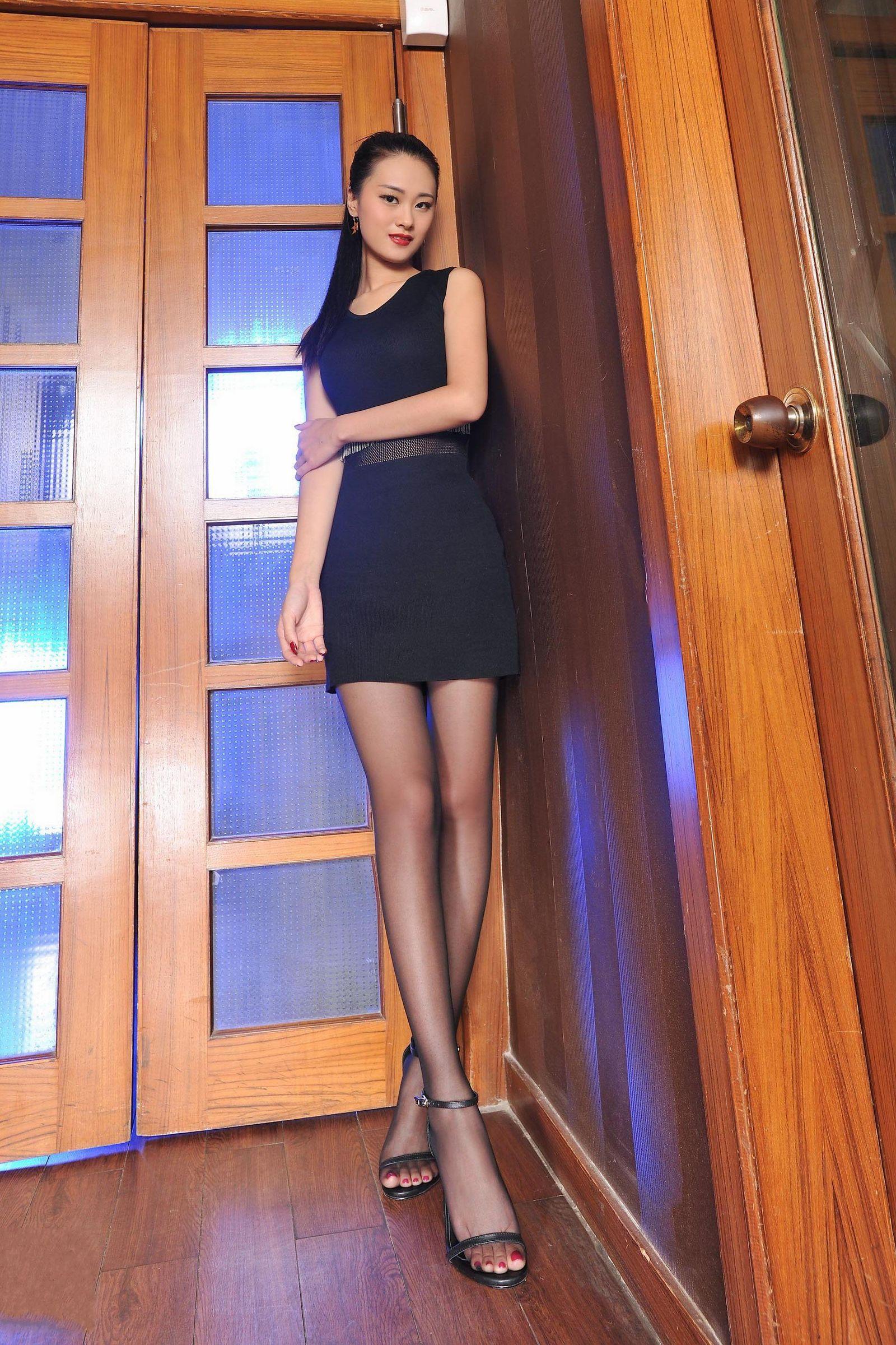 黑丝美女——Wendy [45P] - 热鸟论坛