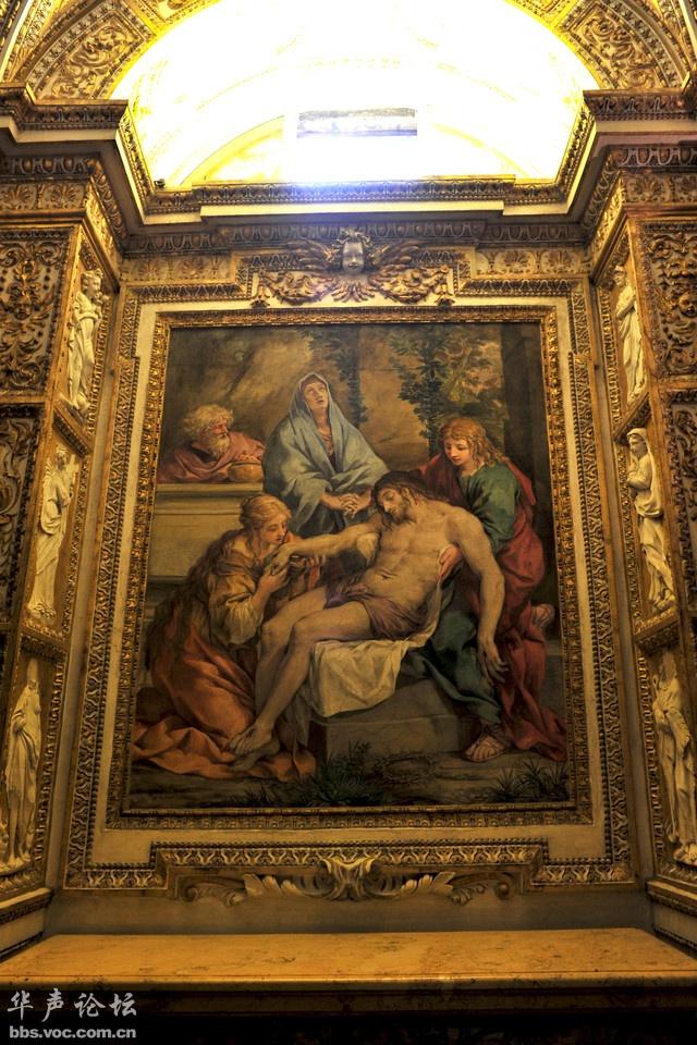 梵蒂冈历史文物一览图片