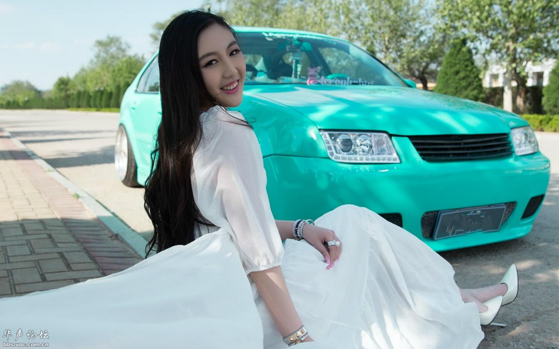 美女刘姝彤外拍 - 花開有聲 - 花開有聲