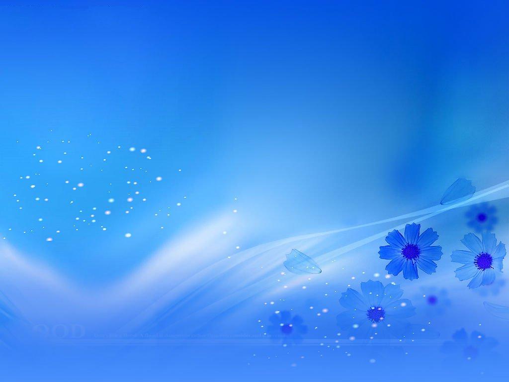 蓝色背景素材 90p