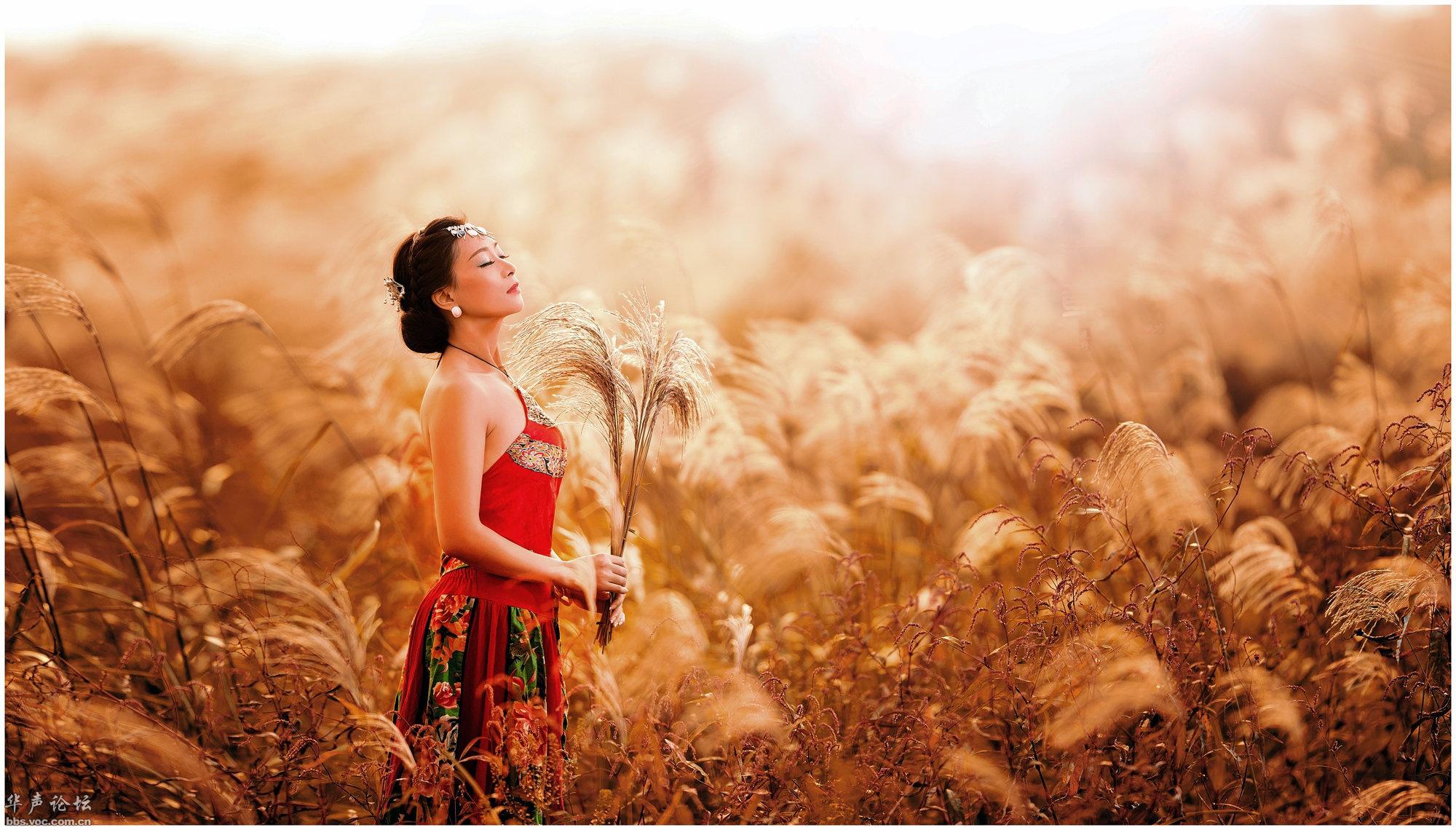 印象秋天 - 花開有聲 - 花開有聲