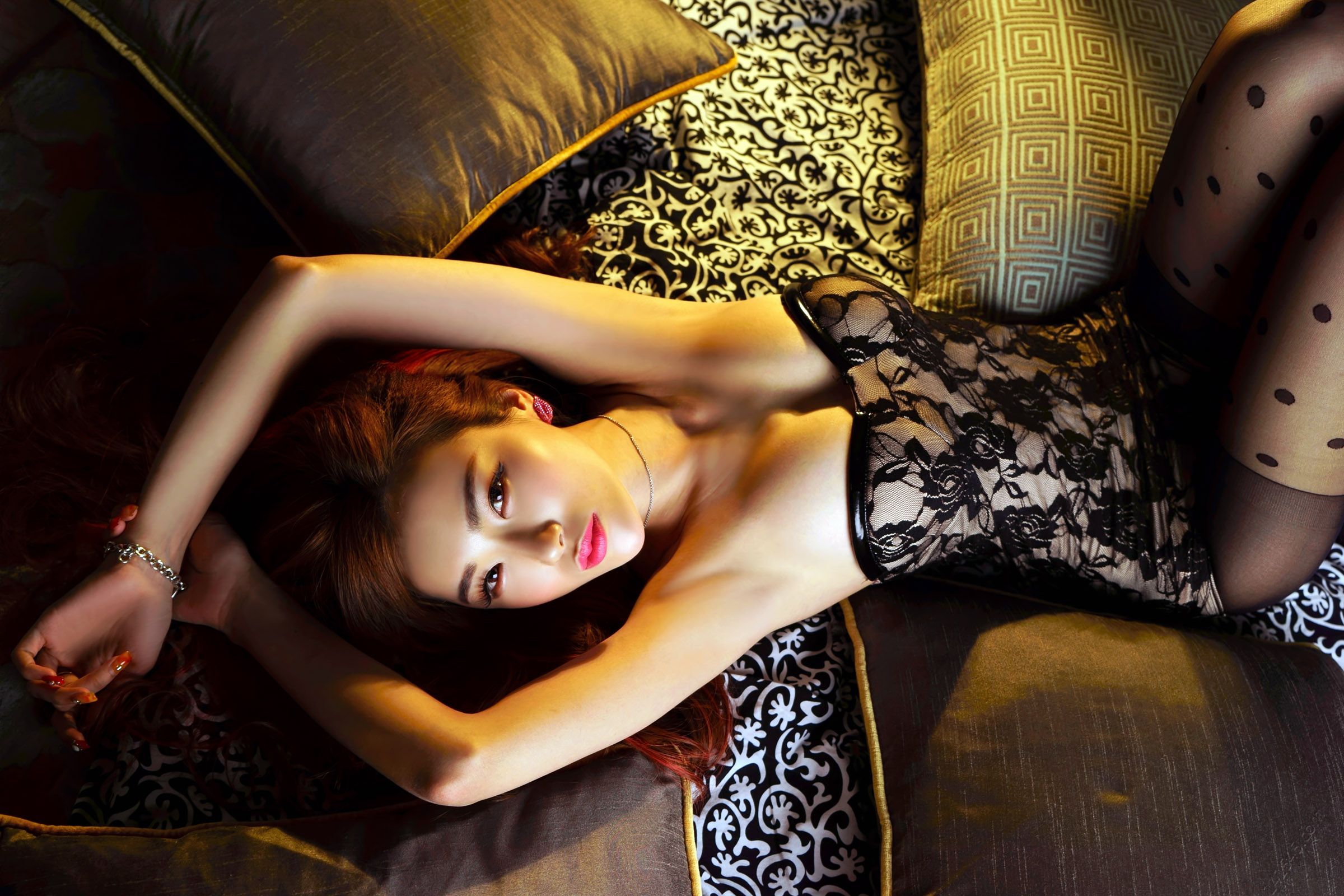 性感小夜猫梦小楠 - 花開有聲 - 花開有聲