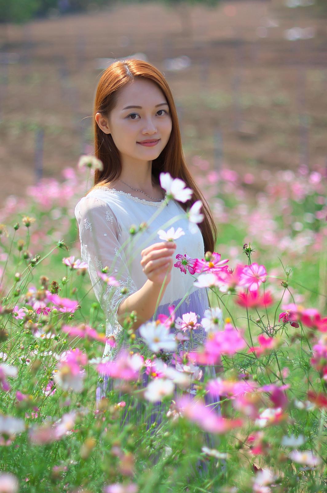 姑娘像花一样美 - 花開有聲 - 花開有聲