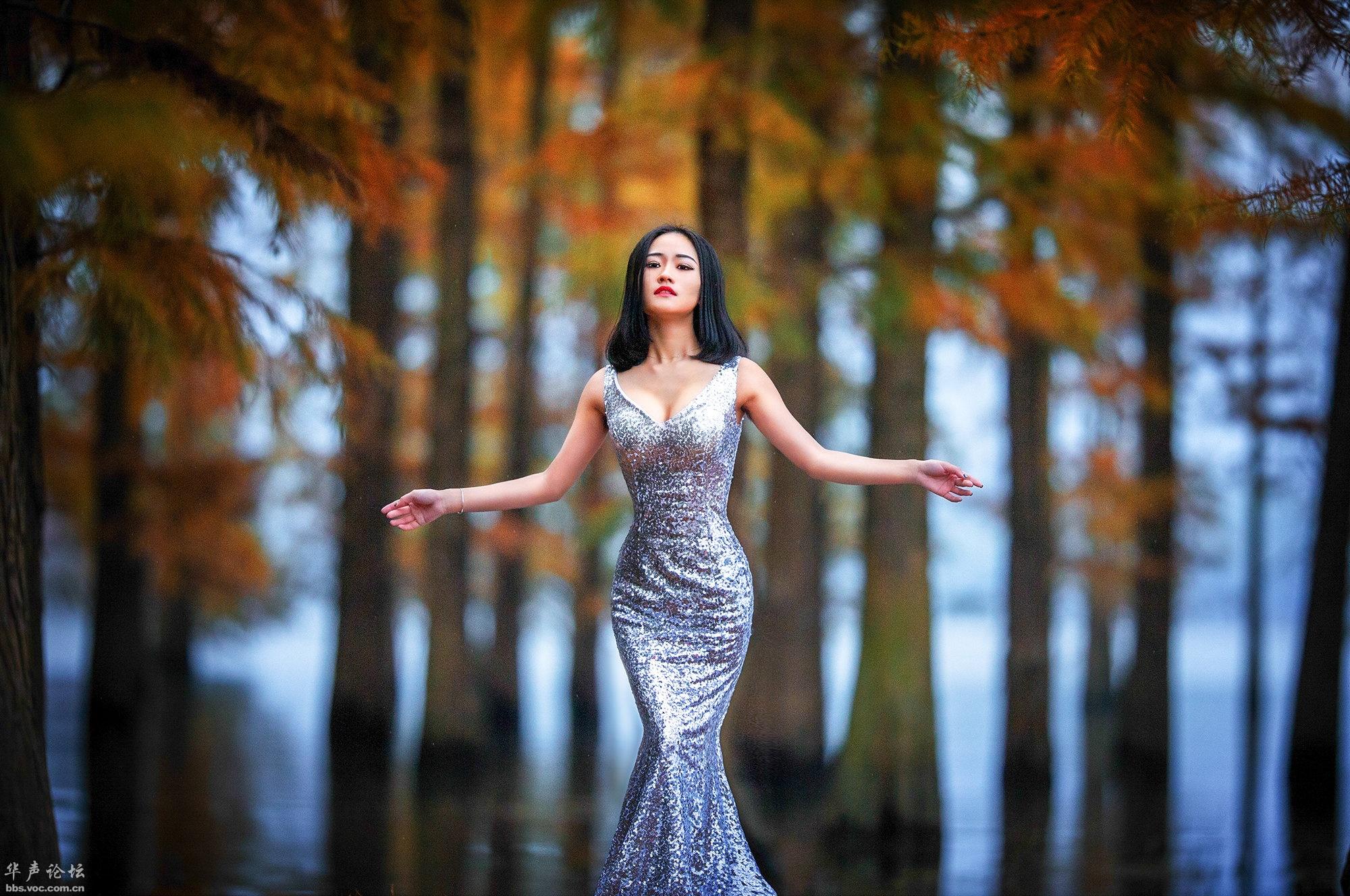 秋水伊人  美在深林 - 花開有聲 - 花開有聲