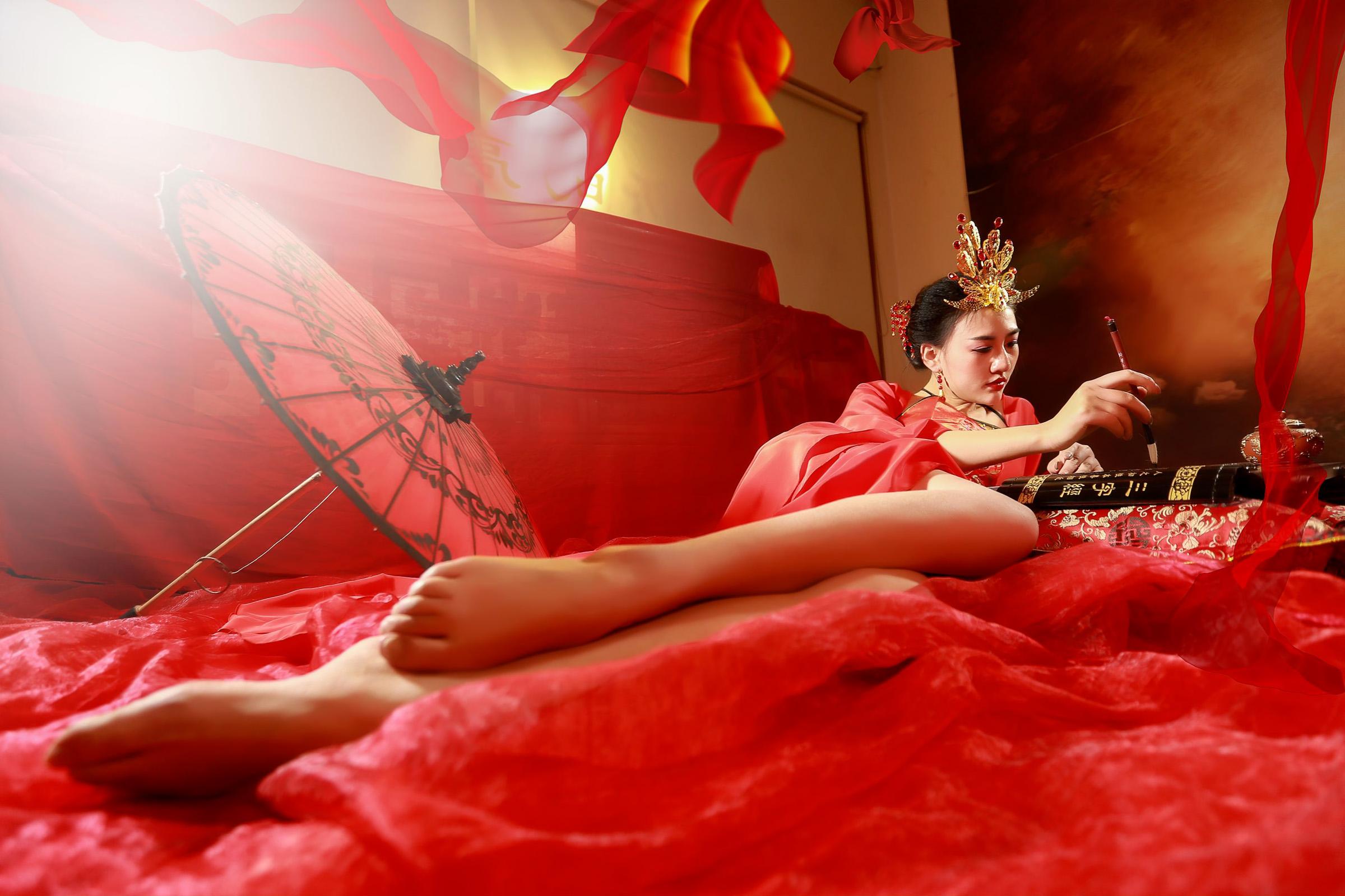 中国红-1 - 花開有聲 - 花開有聲