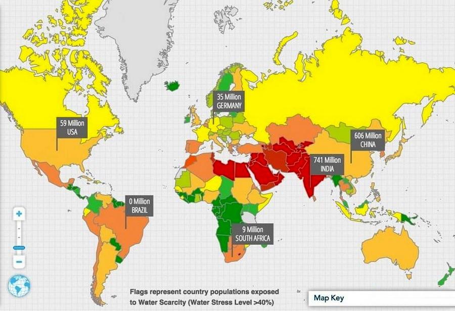 2050各国人口_世界各国人口分布图