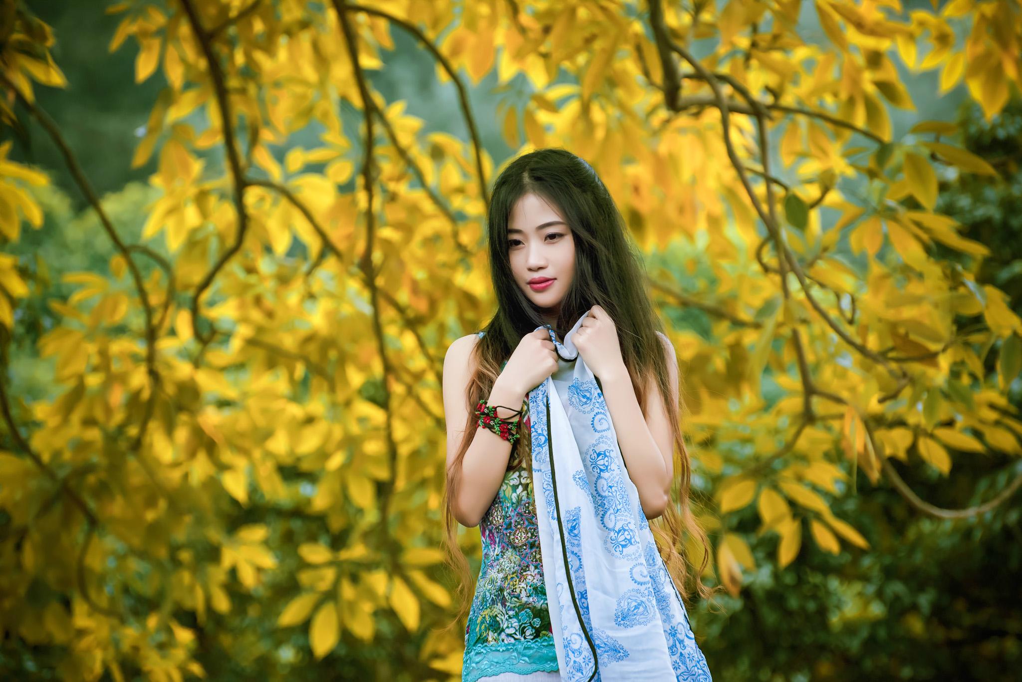 黄叶情思 - 春色满园 - 春色满园