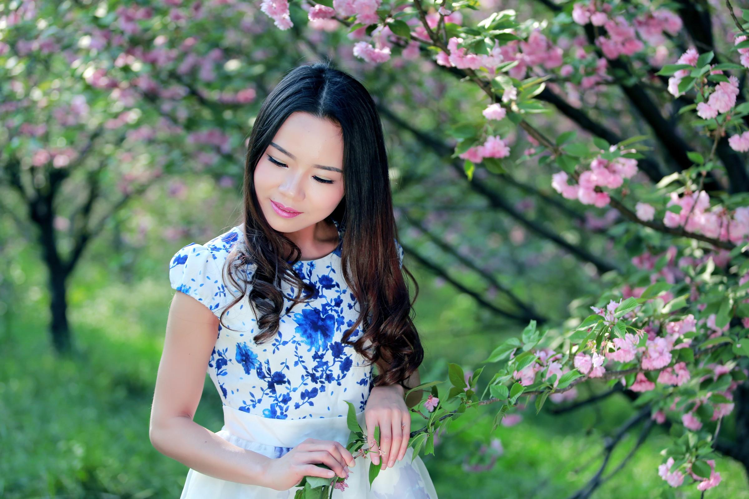春暖花开 - 青梅酒女 - 青梅酒女的博客
