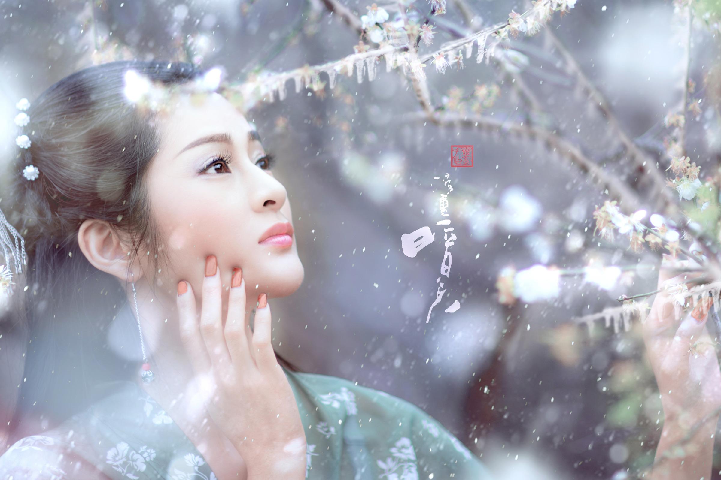 我愿,雪花翩翩飞 【情感美文】 - 花仙子 - 花仙子的博客