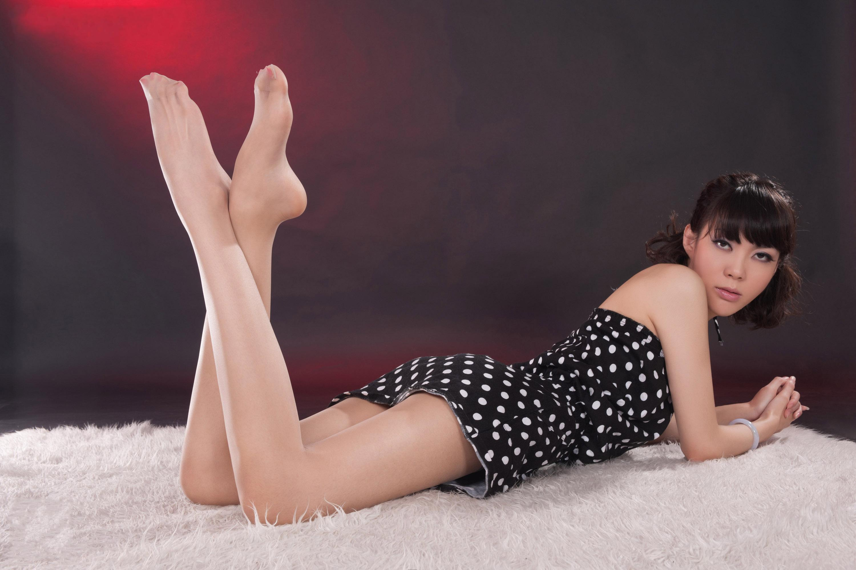 丽柜美模美腿秀2 - 花開有聲 - 花開有聲