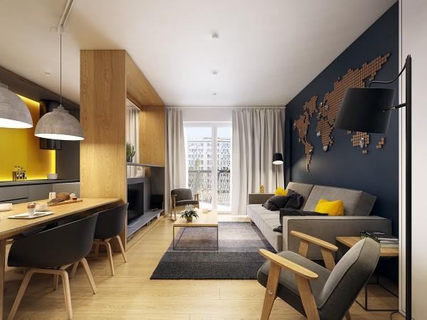 极简住宅装修设计风格