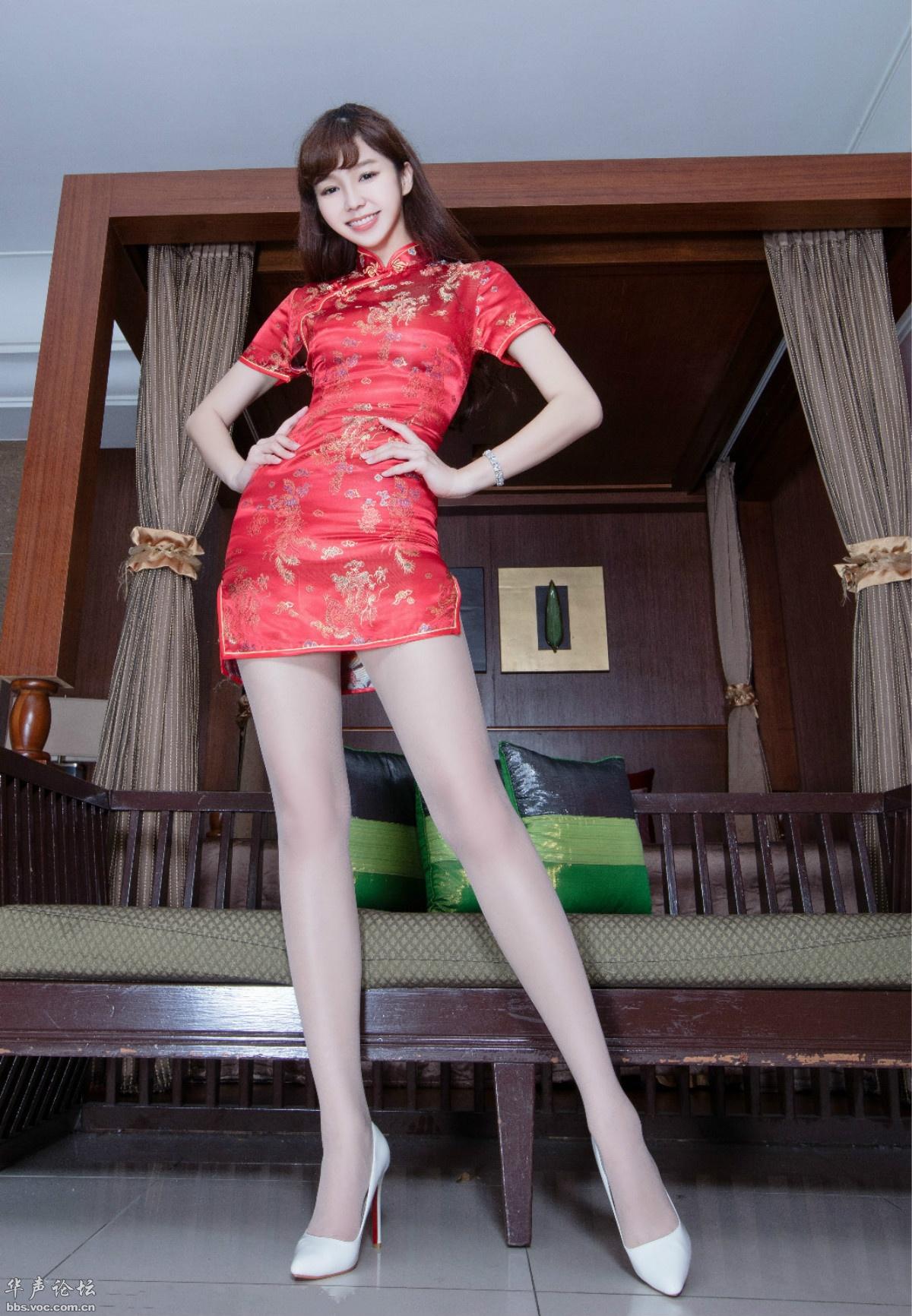 丽柜美模美腿秀4 - 花開有聲 - 花開有聲