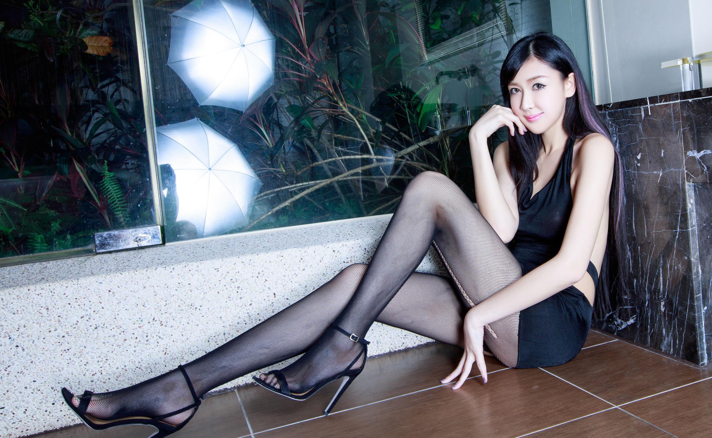 丽柜美模美腿秀5 - 花開有聲 - 花開有聲