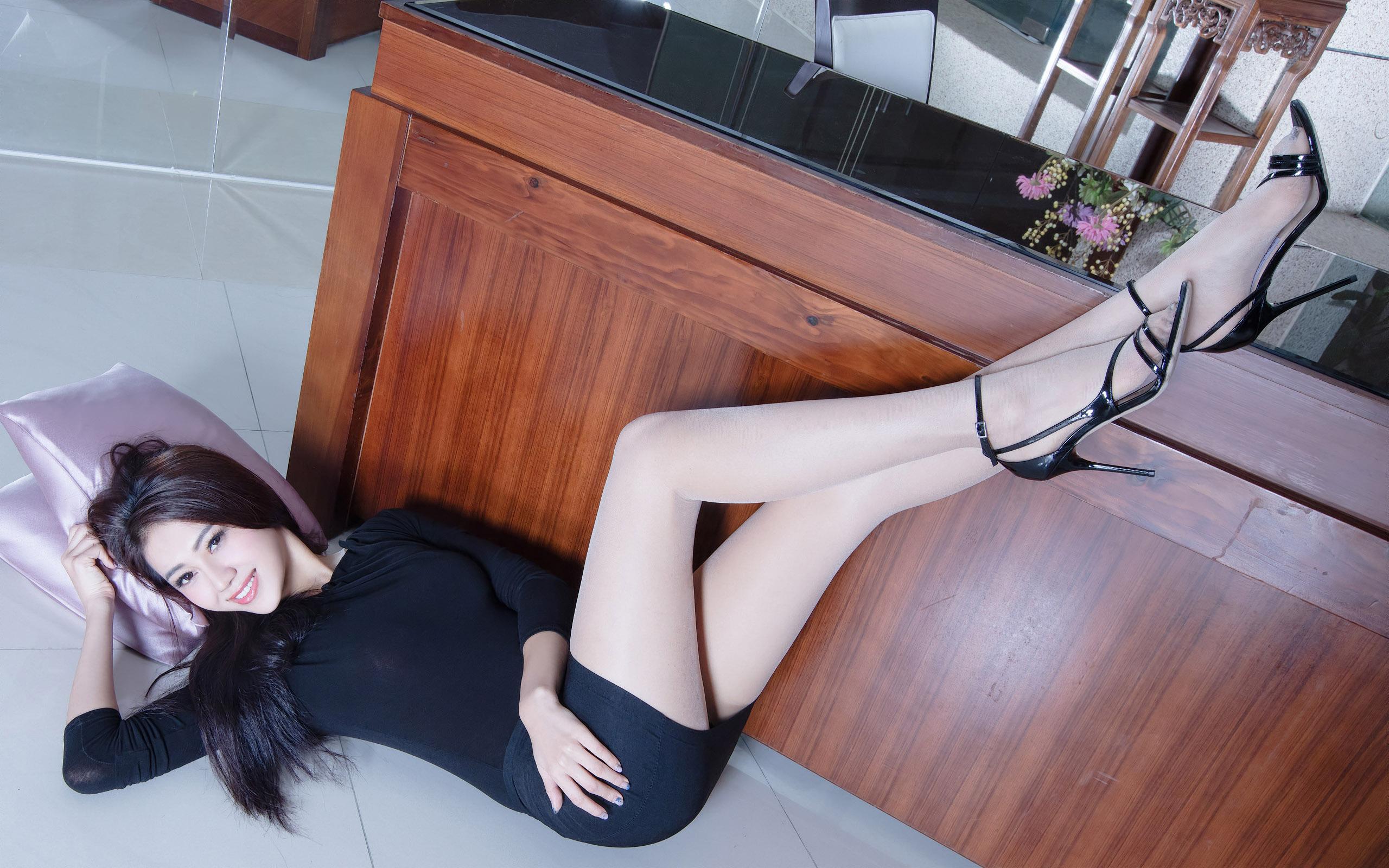 臺灣美腿美女Jennifer - 花開有聲 - 花開有聲