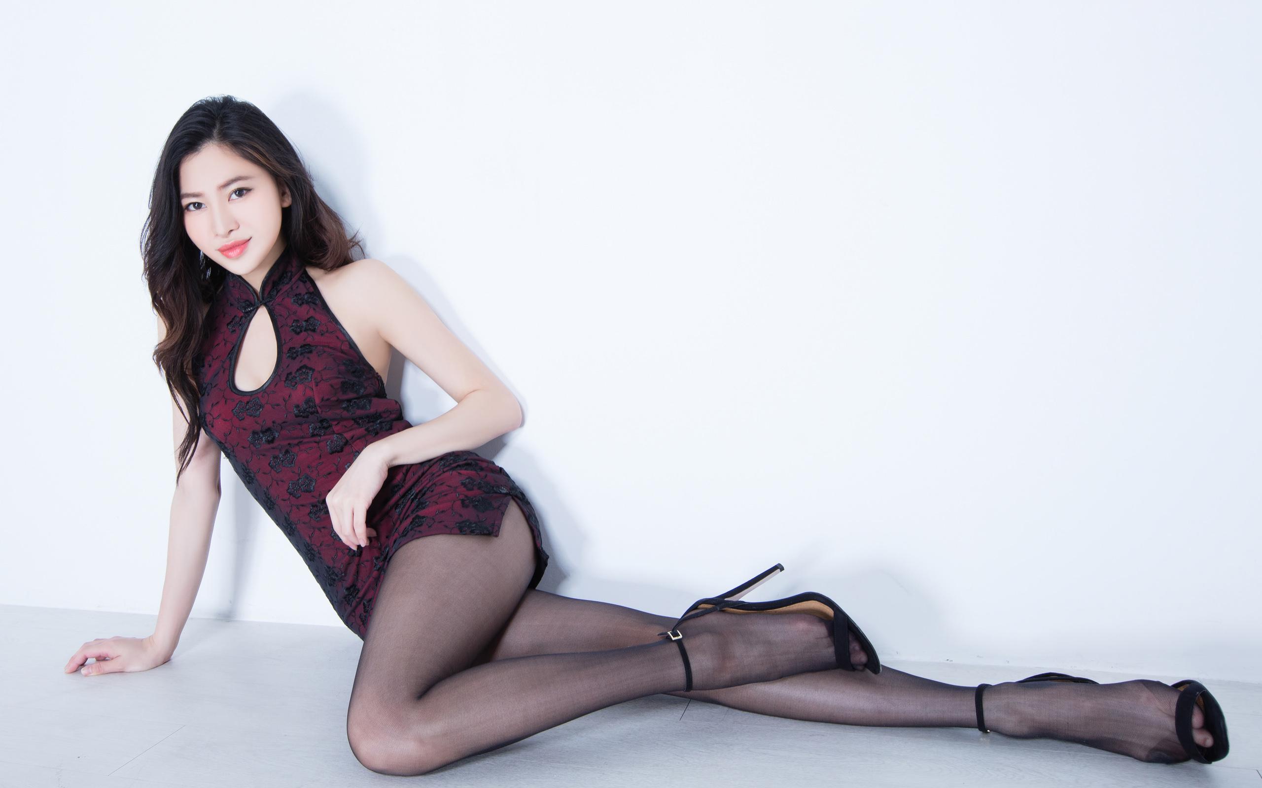 臺灣美腿美女Lynn1 - 花開有聲 - 花開有聲