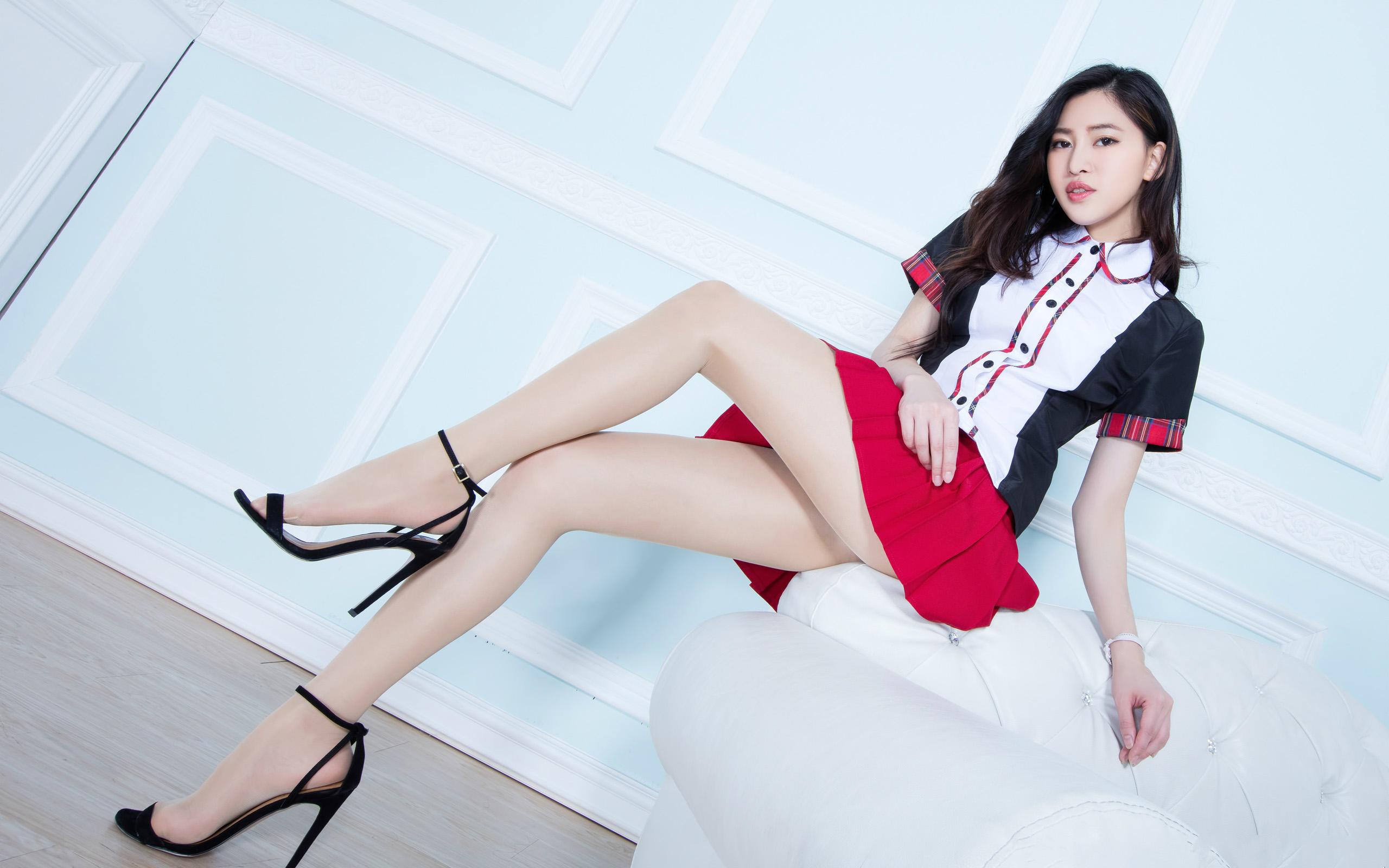 臺灣美腿美女Lynn2 - 花開有聲 - 花開有聲