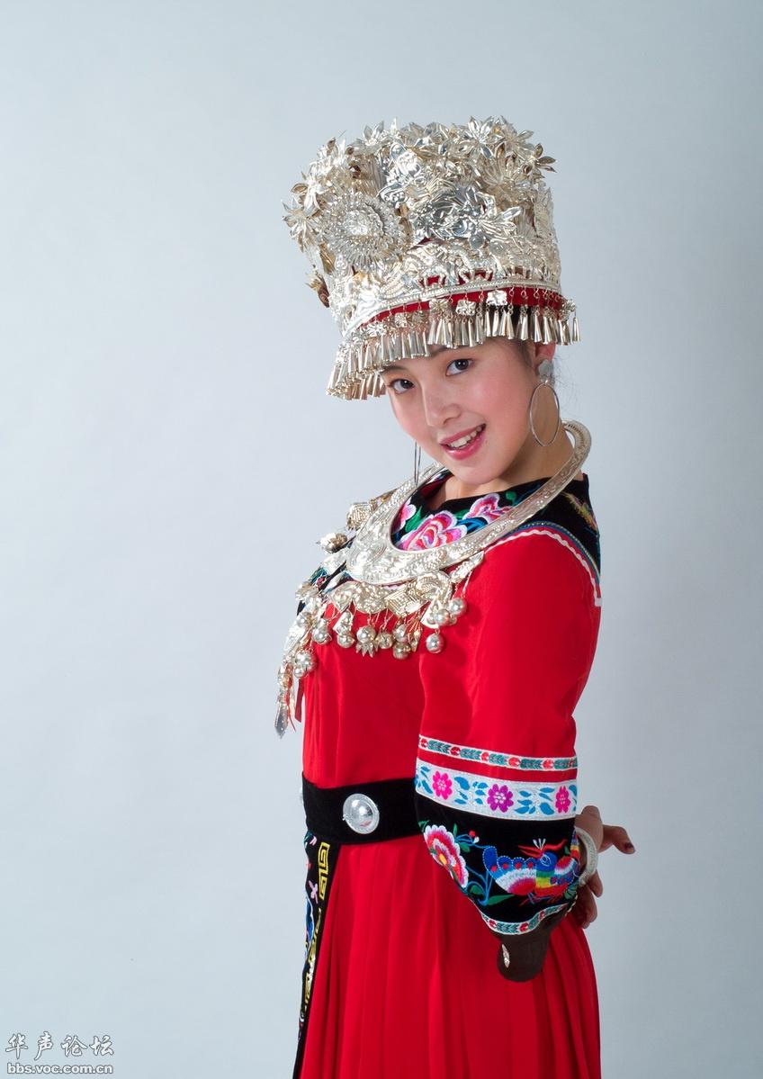 苗家女孩-刘云丹 - 花開有聲 - 花開有聲