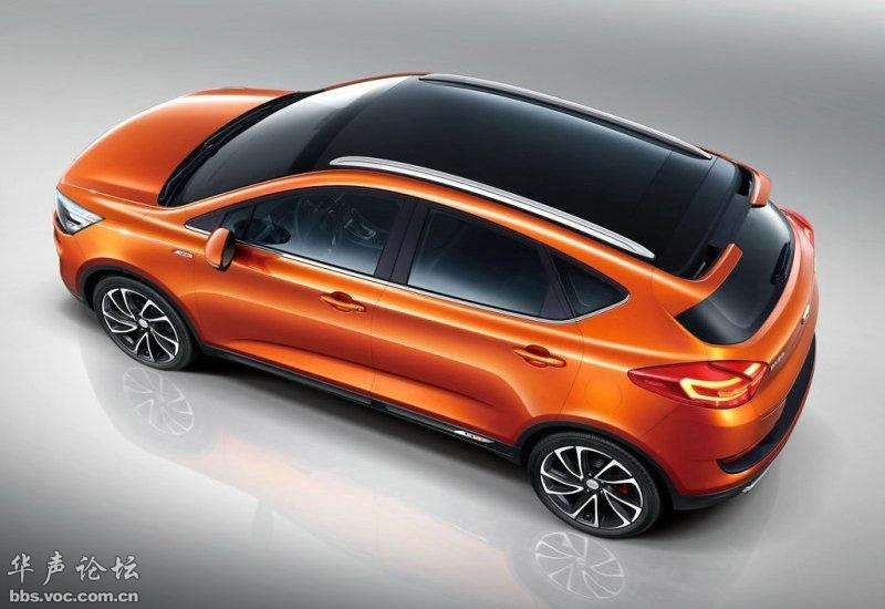 吉利汽车帝豪GS2016款高清图片
