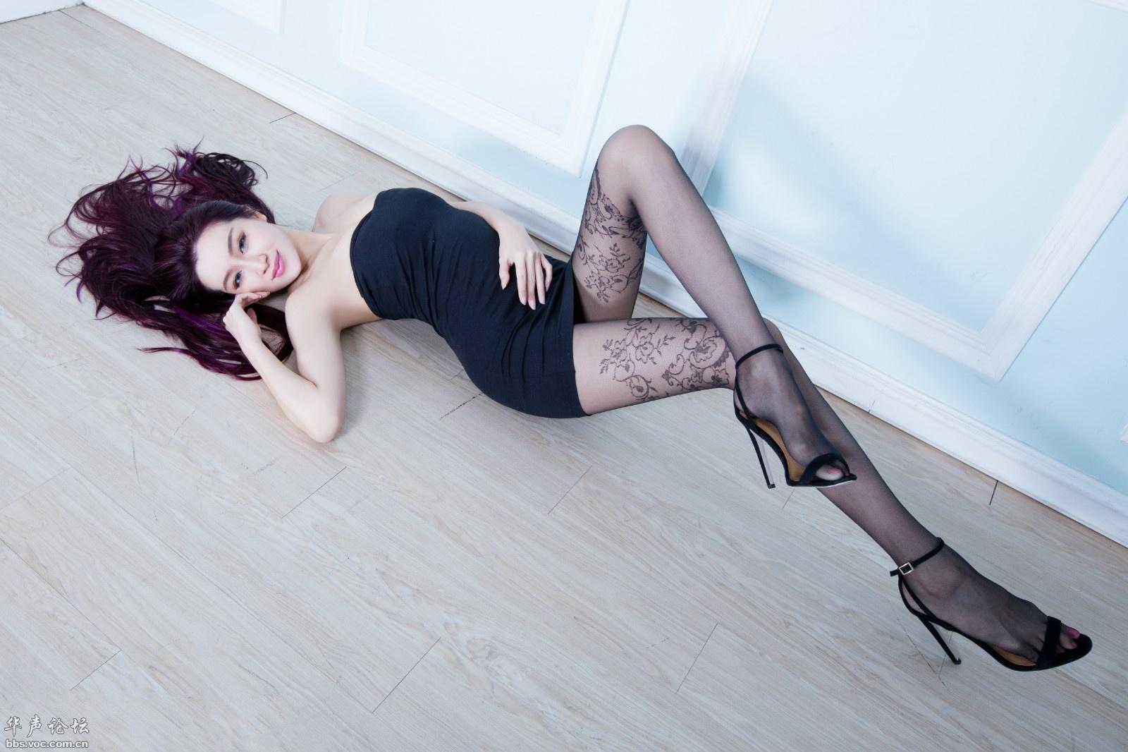 丽柜美模美腿秀6 - 花開有聲 - 花開有聲