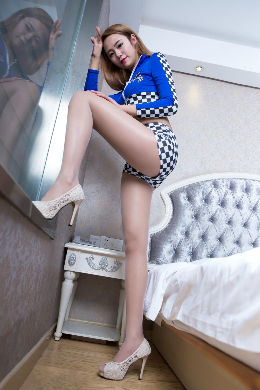 丽柜美模美腿秀8 - 花開有聲 - 花開有聲