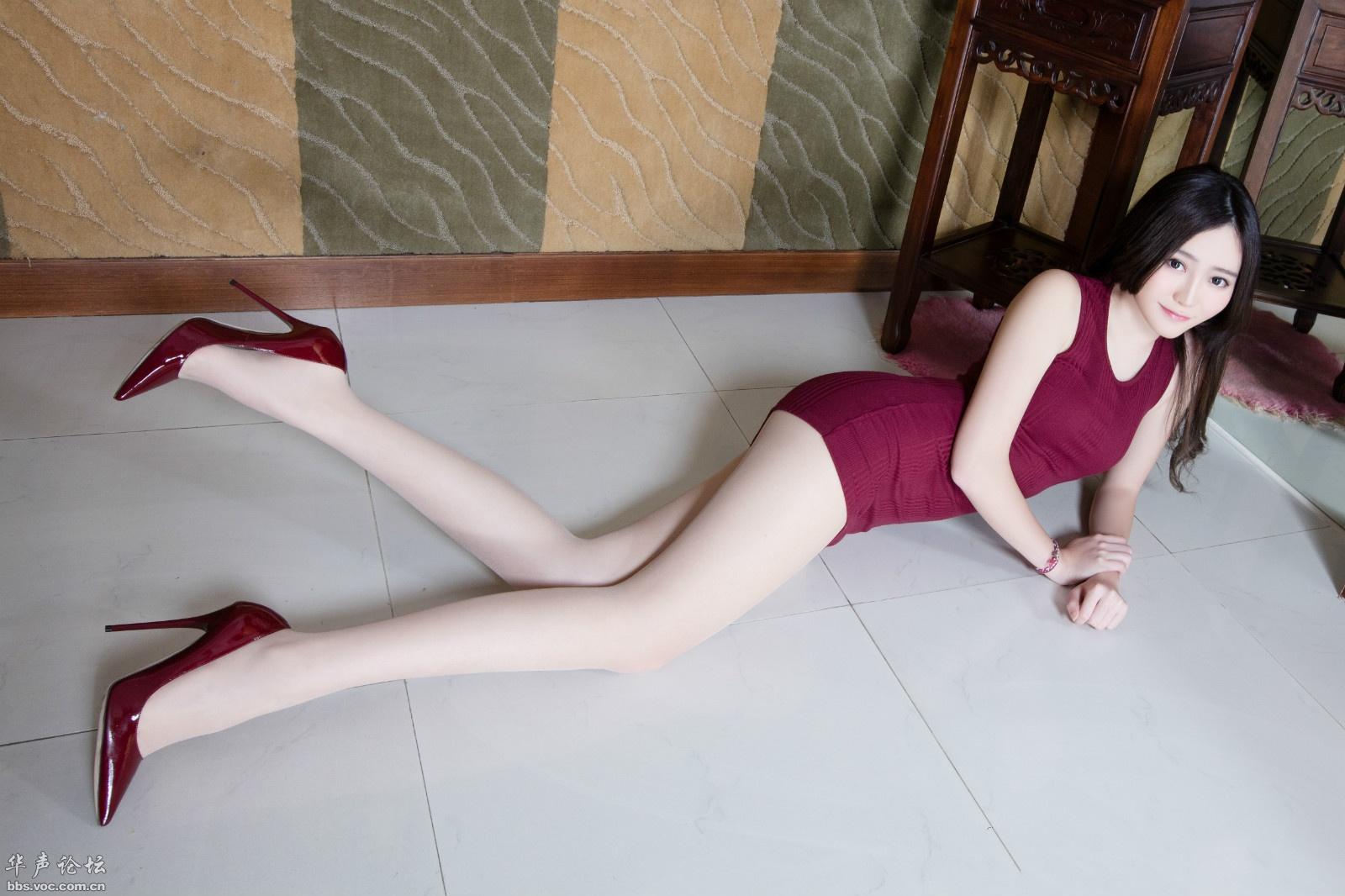 美女美腿秀Ning2 - 花開有聲 - 花開有聲