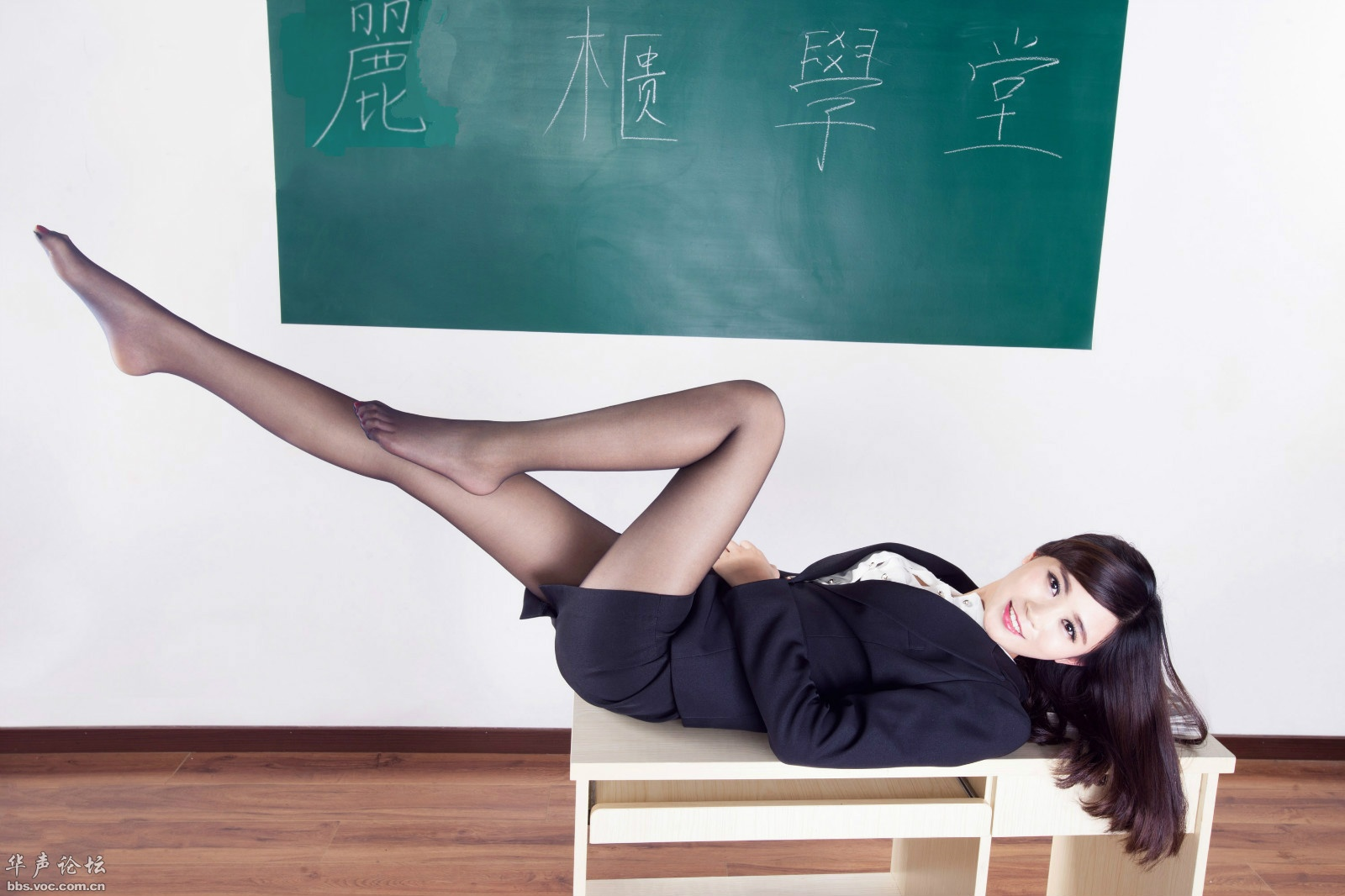 丽柜美模美腿秀12 - 花開有聲 - 花開有聲