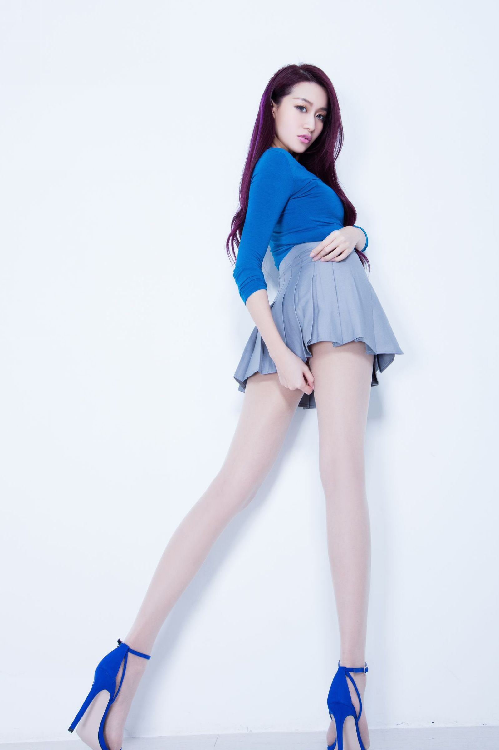 丽柜美模美腿秀13 - 花開有聲 - 花開有聲