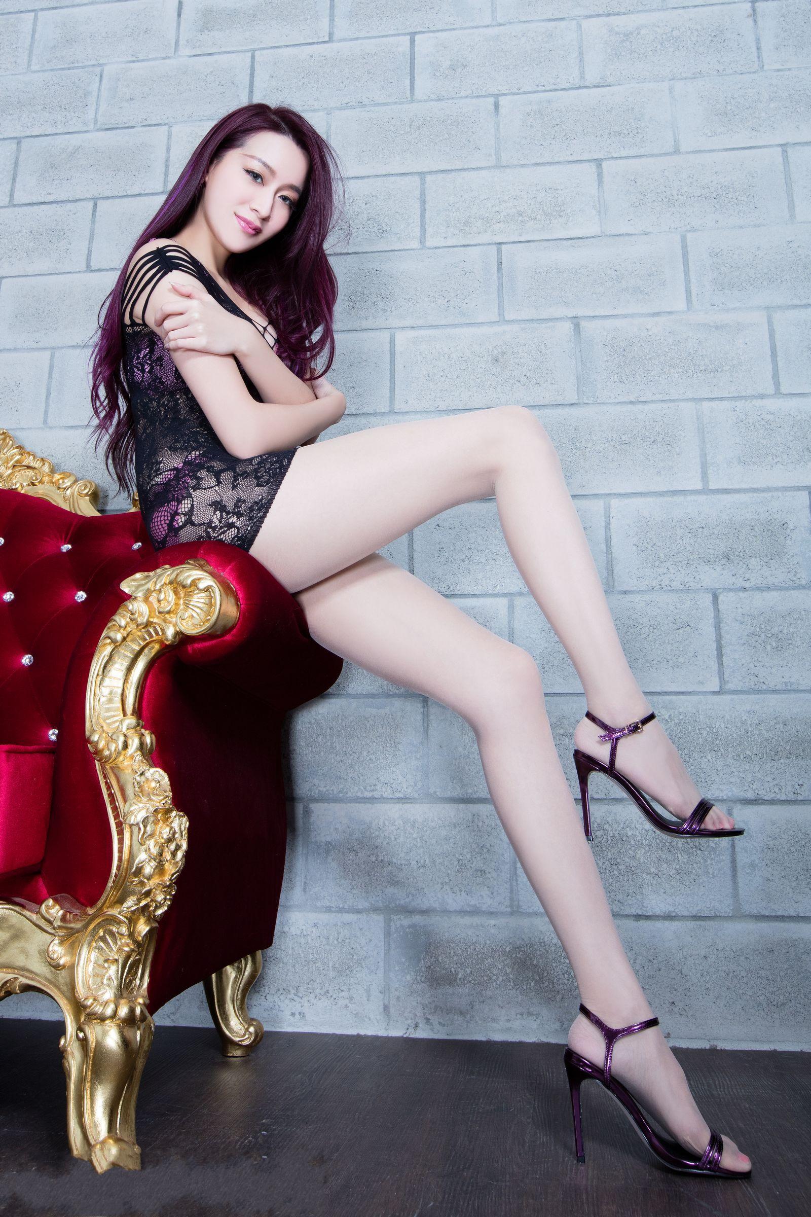 丽柜美模美腿秀14 - 花開有聲 - 花開有聲