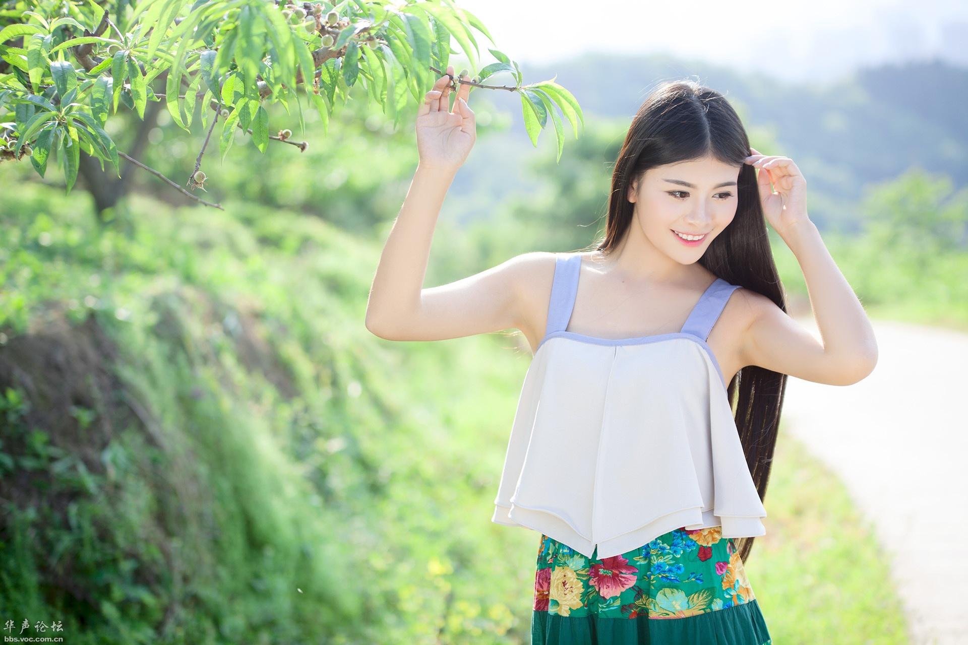 【人物摄影】民国女神黄秋月 - 花仙子 - 花仙子的博客.