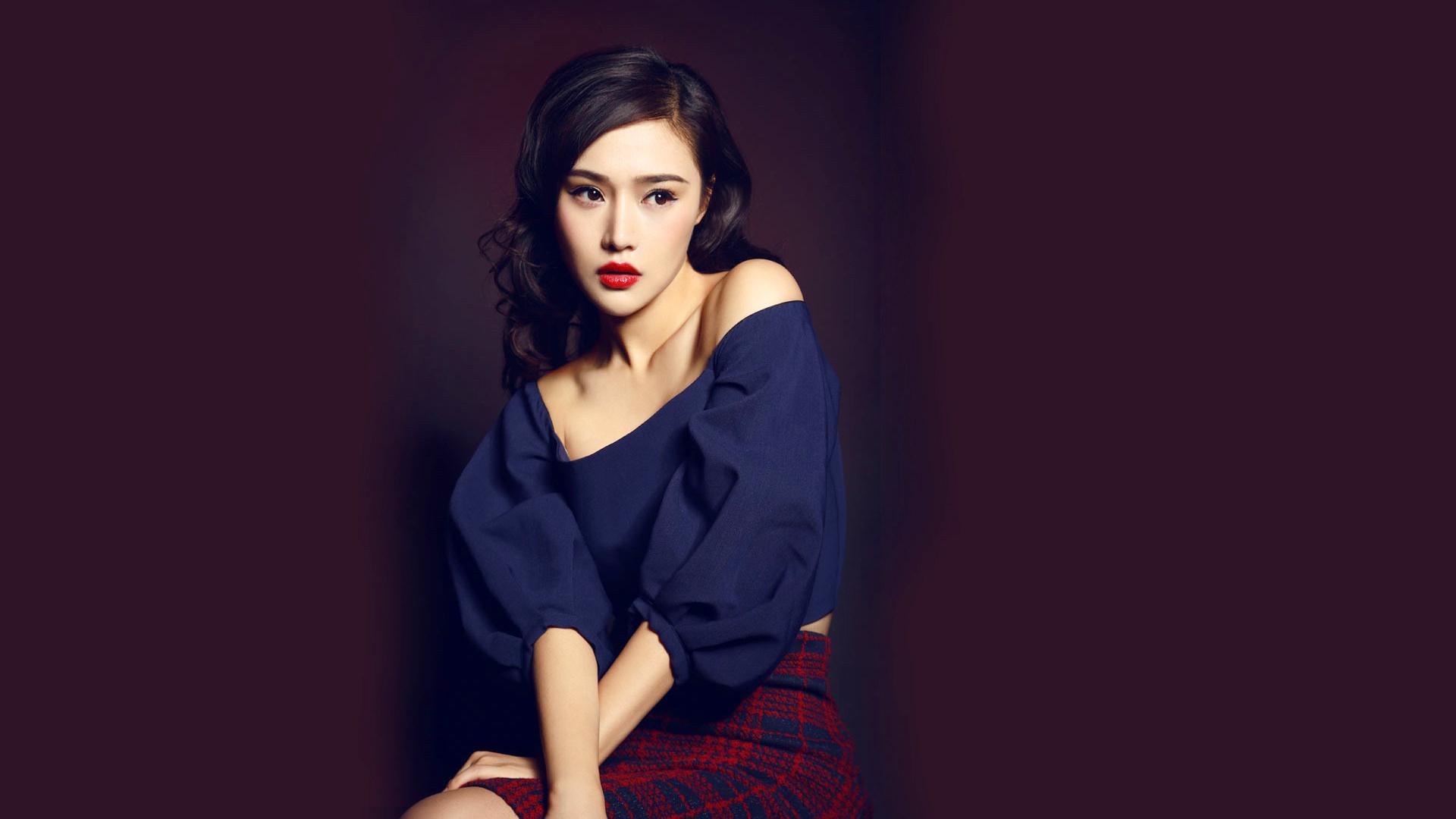 亚洲美女   群芳斗艳1 - 花開有聲 - 花開有聲