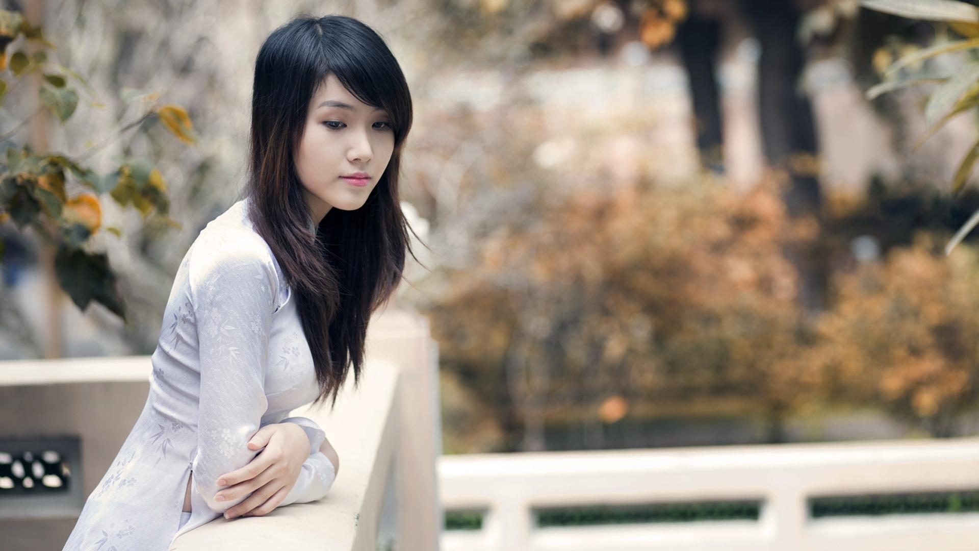 亚洲美女壁纸精选 - 花開有聲 - 花開有聲