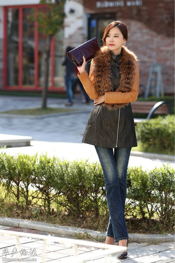 韩国时装模特许允美 - 花開有聲 - 花開有聲