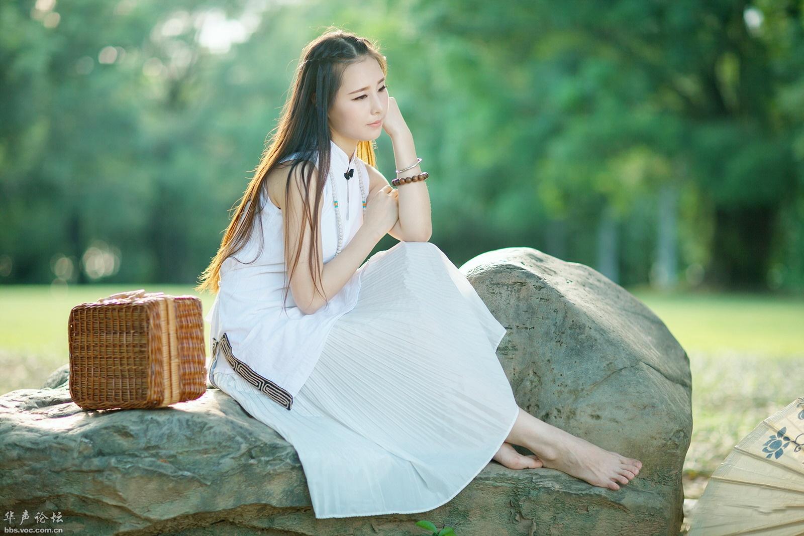 温柔的女孩 - 花開有聲 - 花開有聲