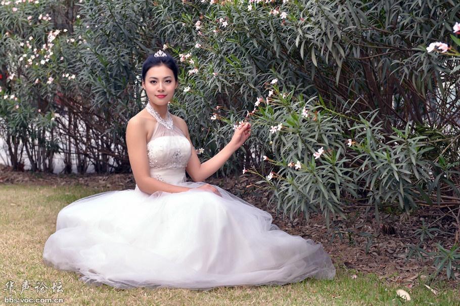 漂亮新娘 - 春色满园 - 春色满园