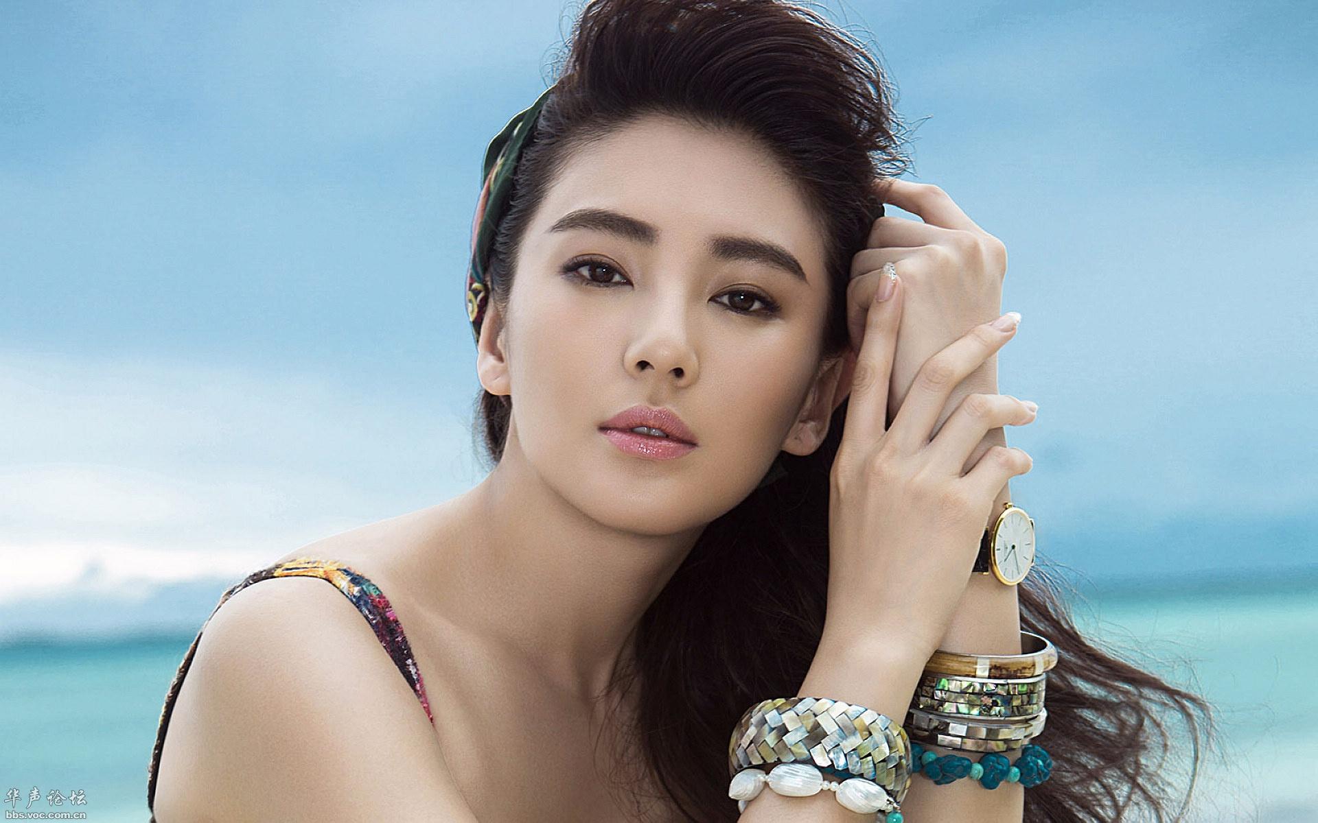 华语电影演员张雨绮 - 花開有聲 - 花開有聲