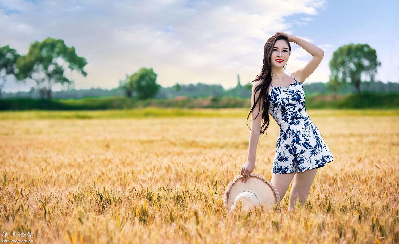 麦花飘香  夏日美丽 - 花開有聲 - 花開有聲
