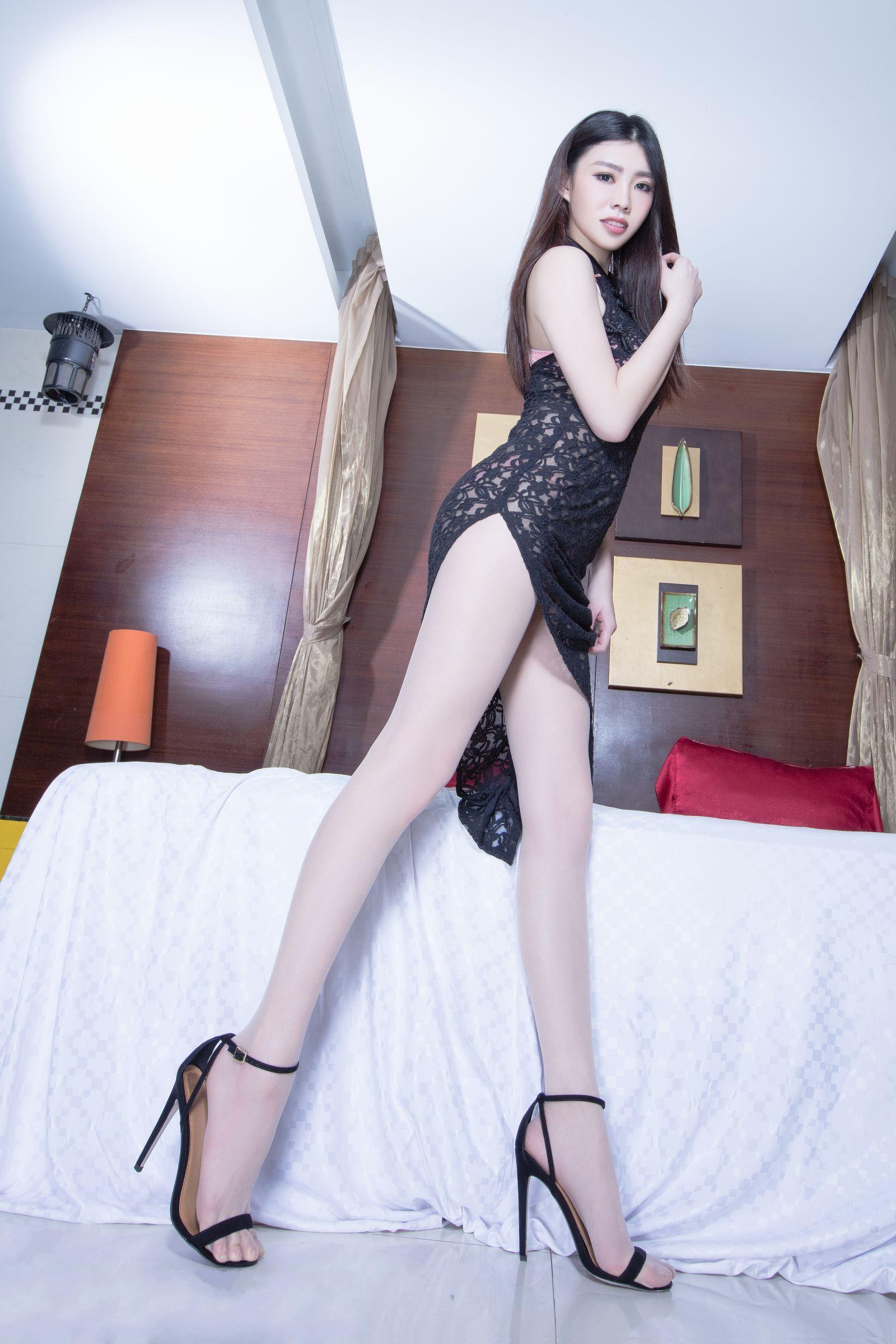 北彩美女美腿秀-Zoey[35P]Lfft2