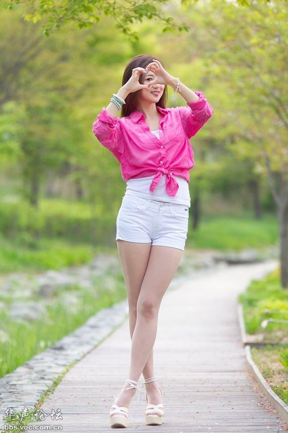 [贴图]韩国美女恩静外拍