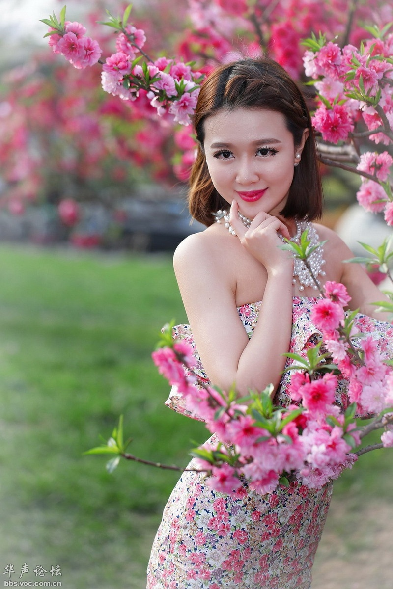 美艳少妇  肌肤如雪 - 花開有聲 - 花開有聲