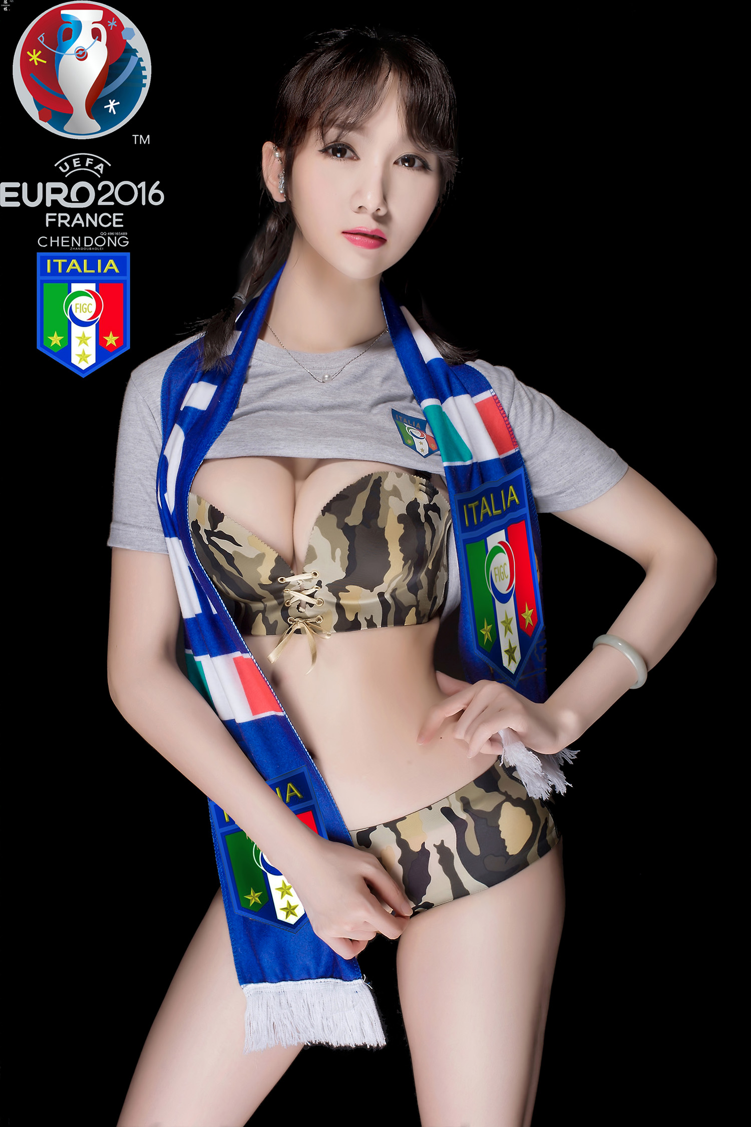 欧洲杯足球宝贝 - 花開有聲 - 花開有聲