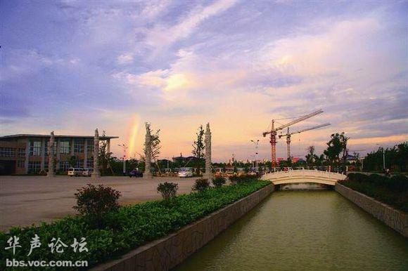 北京科技大学校园里,除了食堂,有没有什么吃饭的地方呢图片
