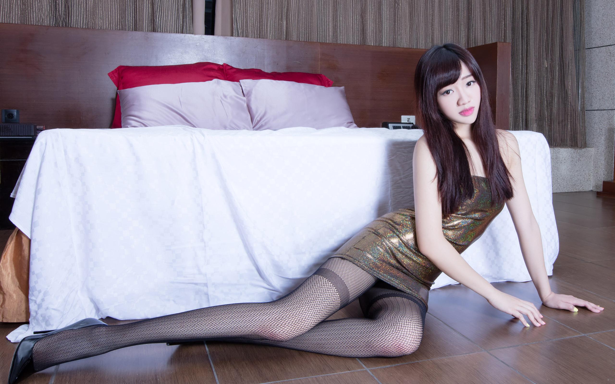 臺灣美腿美女Celia - 花開有聲 - 花開有聲