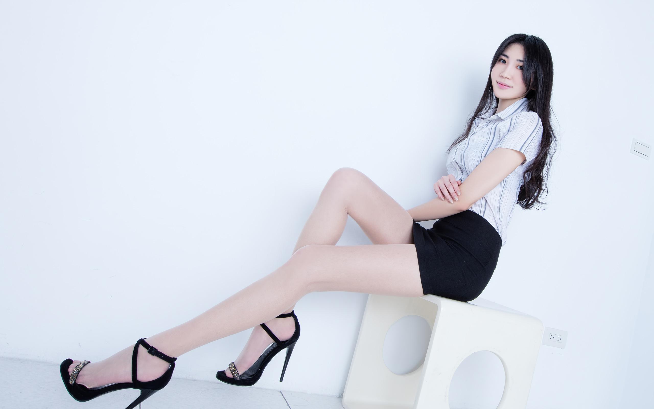 臺灣美腿美女Free - 花開有聲 - 花開有聲