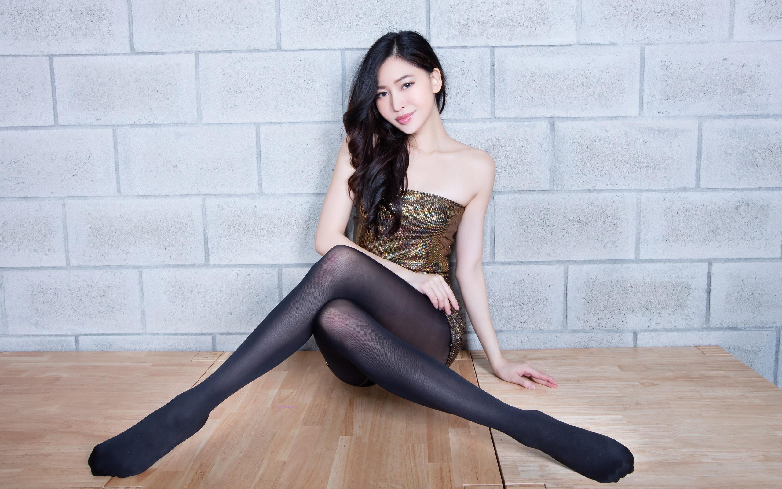 臺灣美腿美女Lynn - 花開有聲 - 花開有聲